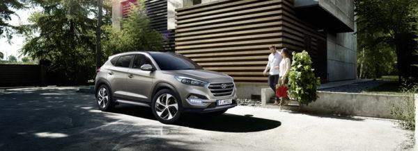 Soutěž, zapůjčení automobilu Hyundai Tucson na 7 dní