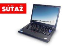 Vyhraj legendárny a vysoko odolný ThinkPad T410 od Lenova