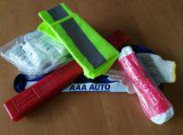 Vyhrajte bezpečnostný set a autolekárničku
