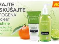 Súťažte s kozmetikou NEUTROGENA® vyhrajte jeden z 30 balíčkov!