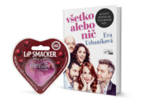 Súťaž o lesk na pery Lip Smacker a kultový bestseller Všetko alebo nič