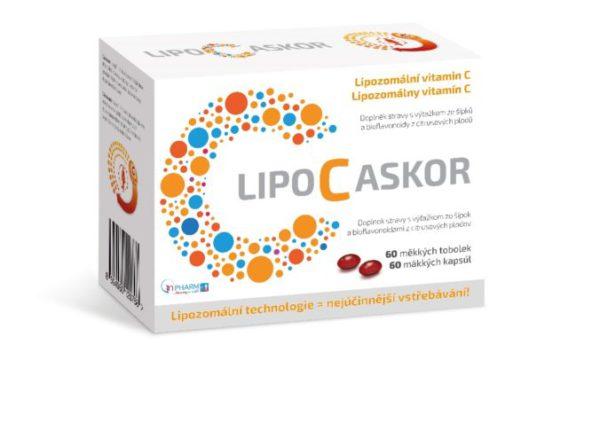 Súťaž o lipozomálny vitamín C (LIPO-C-ASKOR)