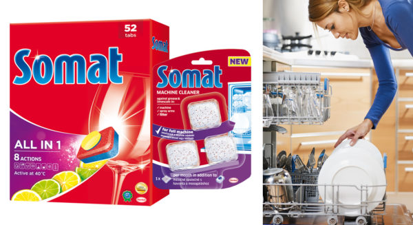 Súťažte o 3 balíčky s rôznymi produktami Henkel