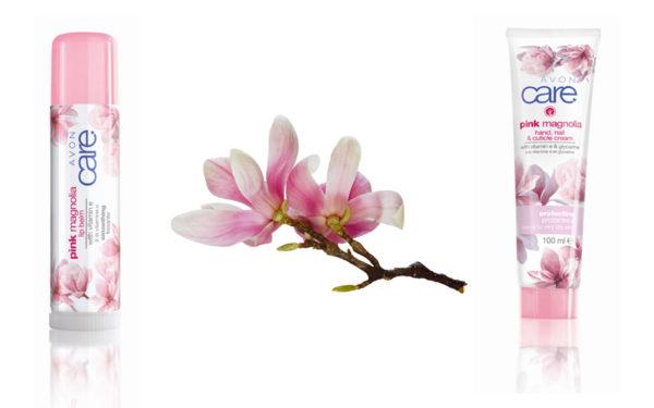Súťažte o 3 balíčky s výrobkami novej línie Avon Care s vôňou magnólie