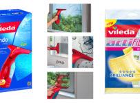 Súťažte o balíček s pomocníkmi Vileda Windomatic na okná