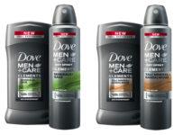 Súťažte o kozmeticky balíček s antiperspirantmi Dove, Rexona a Fa