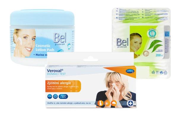 Súťažte o praktický balíček s testom Veroval na zistenie alergie