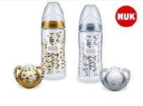 Soutěž o set NUK limitovanou edici Gold & Silver
