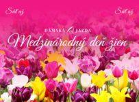 Urobte si radosť na sviatok všetkých žien a hrajte s Dámskou jazdou o skvelé ceny!