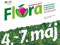 Vyhrajte 2x po dve denné vstupenky na Flóra Bratislava 2017