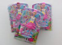 Vyhrajte bublinkovú vílu Barbie