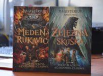 Vyhrajte dve knihy čarodejníckej série Magistérium