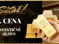 Vyhrajte investičné zlato a ďalšie hodnotné ceny!