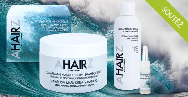 Zdravé vlasy mohou růst jen ze zdravé pokožky