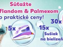 Súťažte s Kauflandom a Palmexom o praktické ceny
