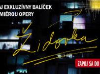 Vyhraj exkluzívny balíček s opernou premiérou Židovka