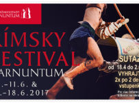 Hrajte o 2x po 2 denné vstupenky na akciu Rímsky festival v Carnunte