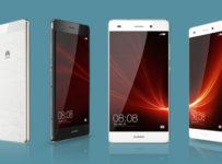 Vyhraj Smartphone Huawei P8 Lite