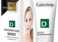 Soutěž konopí pro rychlé hojení o balíček zdravotní kosmetiky CutisHelp
