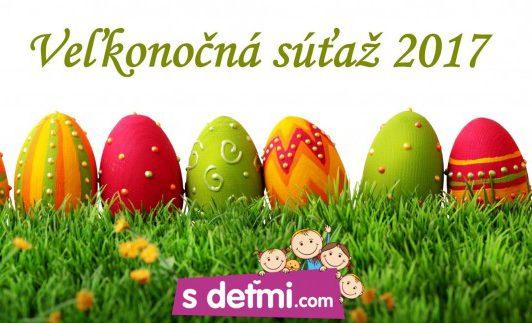 Veľkonočná sútaž 2017 sdetmi.com
