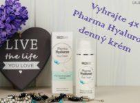 Vyhrajte 4x Pharma Hyaluron denný krém v hodnote 16,49 €
