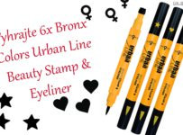 Vyhrajte 6x Bronx Colors Urban Line Beauty Stamp