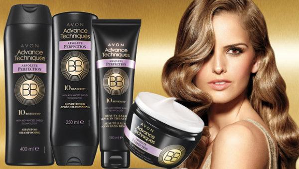 Vyhrajte balíček vlasovej starostlivosti AVON Advance Techniques