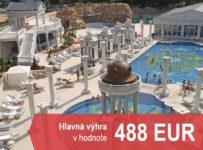 Vyhrajte pobyt v hoteli Aphrodite Rajecké Teplice a ďalšie hodnotné ceny