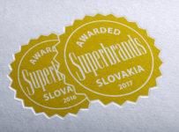 ZľavaDňa rozdáva kredity, získala ocenenie SuperBrands