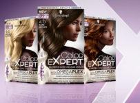 Zapojte sa do súťaže o 10 produktových balíčkov Schwarzkopf Color Expert a Gliss Kur Fiber Therapy