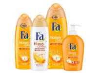 Soutěž o balíček voňavé kosmetiky Fa Honey Elixir & Crème