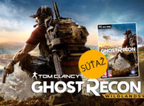 Vyhrajte Tom Clancy's Ghost Recon Wildlands!