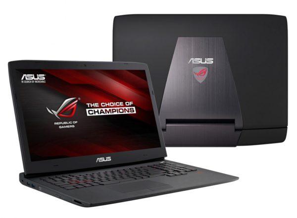 Súťaž o notebook ASUS GL552VX