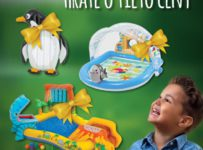 Hrajte s Marimexom o tri atraktívne ceny pre vaše deti