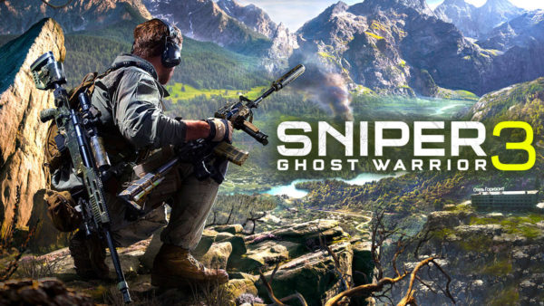 Súťaž o 3x Sniper Ghost Warrior 3