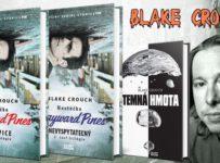 Súťaž o 9 kníh Blakea Croucha