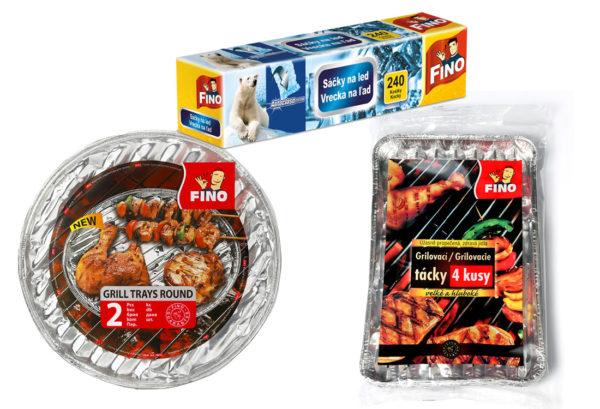 Súťaž o balíček s produktami FINO