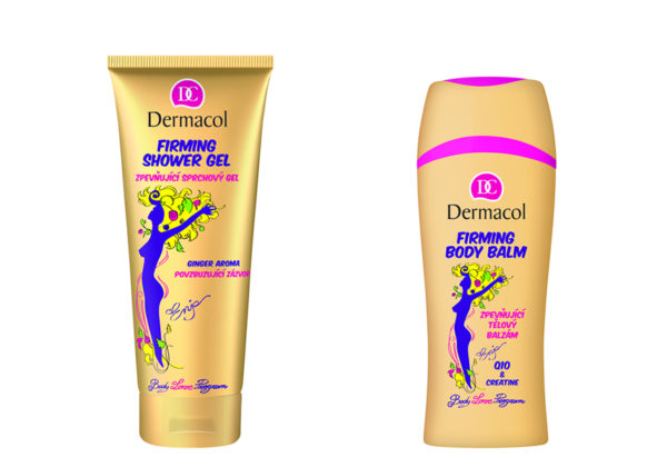 Súťaž o produkty z radu telovej kozmetiky Dermacol Enja
