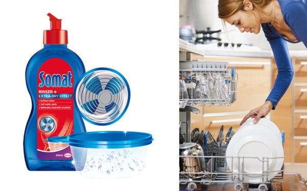 Súťažte o balíček Somat do umývačky riadu