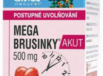 Soutěž o balíčky přípravků Swiss s brusinkami a probiotiky