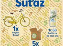 Veľká lajtová súťaž o švihácky bicykel, nádielku Radlerov a ďalšie darčeky z Hurbanova