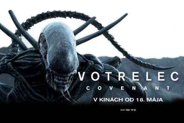Votrelec Covenant – Vyhraj lístky do kina a filmové darčeky