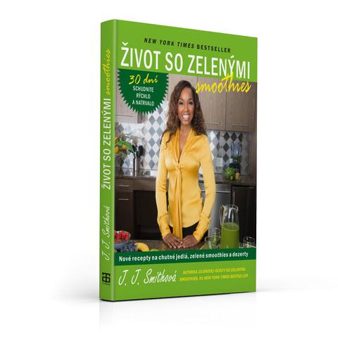 Vyhrajte 2 x knihu Život so zelenými smoothies