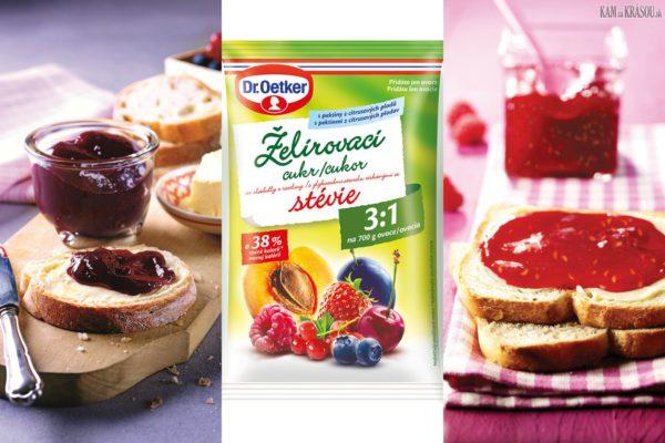 Vyhrajte 3x balíček produktov Dr.Oetker v hodnote 20€