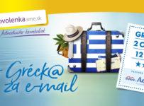Vyhrajte leteckú dovolenku v Grécku na polostrove Peloponéz