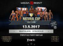 Vyhrajte vstupenky na exkluzívnu súťaž vo fitnes a kulturistike MEDIA 4RENT Cup 2017