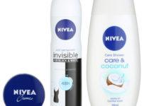 Súťaž o darčekové balenie Nivea Invisible Black & White Pure
