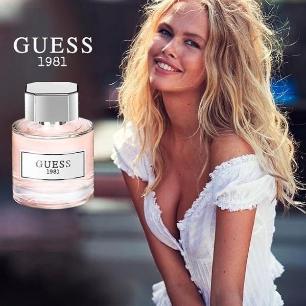 Vyhrajte jednu z piatich vôní Guess 1981 - 30 ml