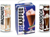 Ledová káva EISKAFFEE přichází s novinkami