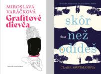 Súťaž o dovolenkový balíček kníh z vydavateľstva Slovart a Ikar